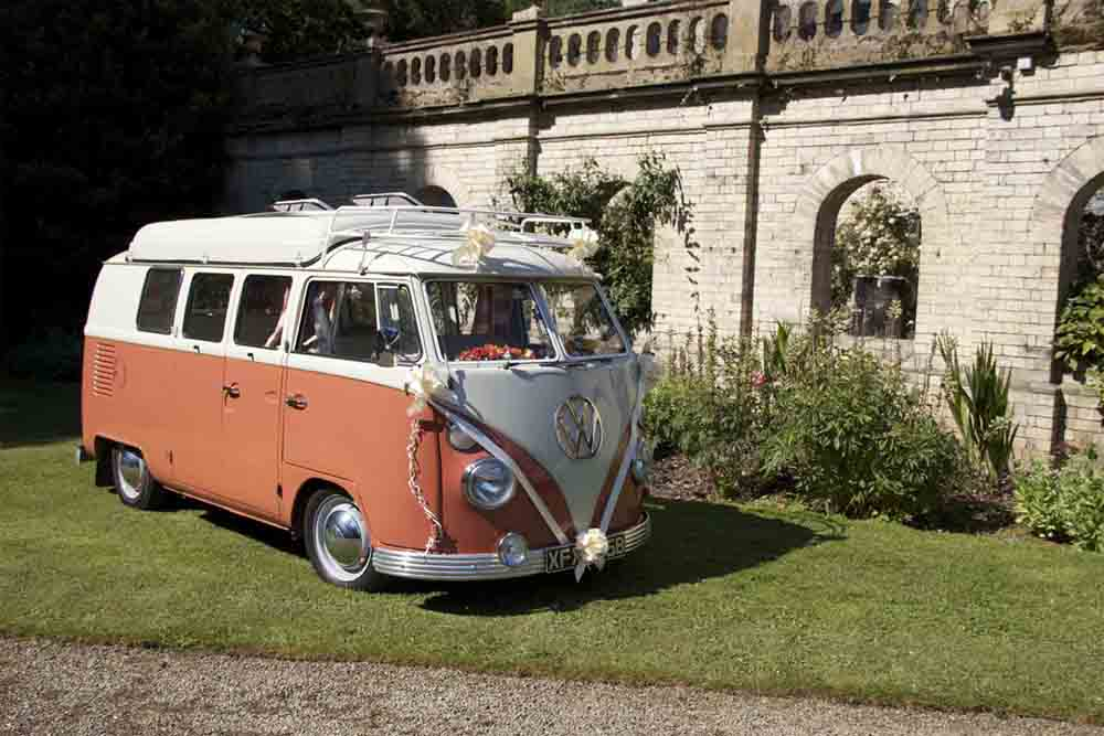 768abdd8ada7c1 VW Camper Wedding Cars based in the Cotswolds